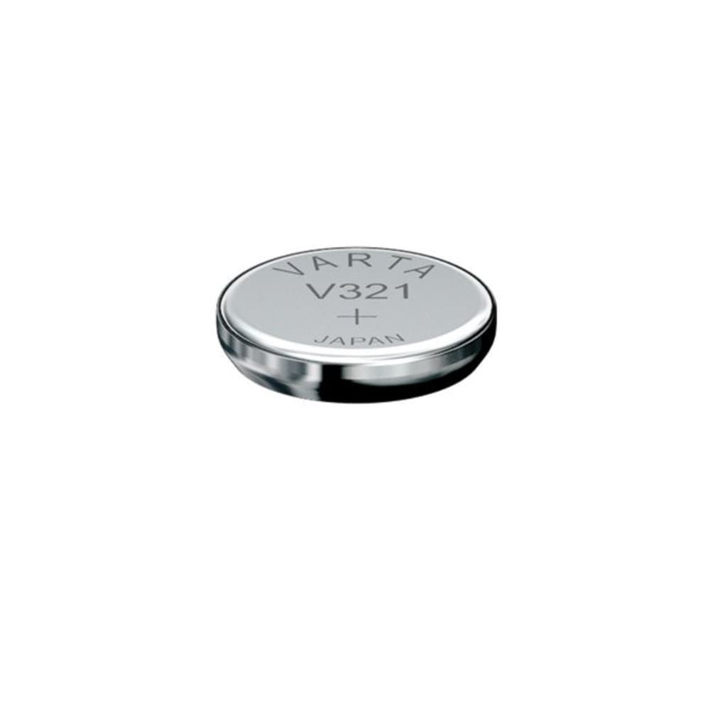 Watch cell Varta V321 SR65 / SR616SW 321 (x1) Button Cell