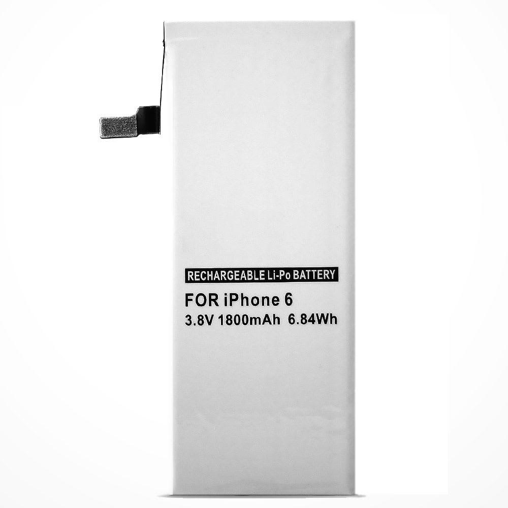 Batteria subtel® per Apple iPhone 6 (A1586 / A1549 / A1589) Ricambio da 1810mAh Sostituzione batteria affidabile
