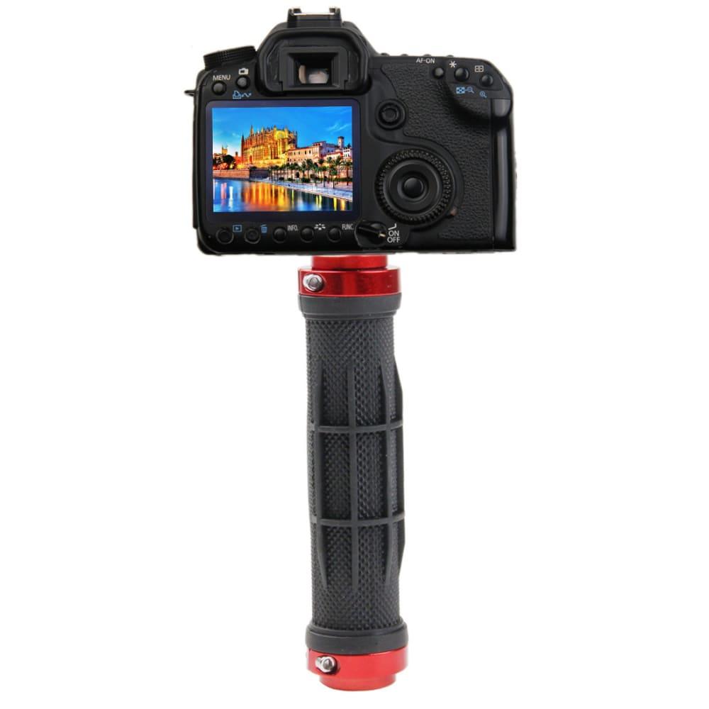Stabilizzatore grip/monopiede per foto-/videocamera - staffa maniglia, Stabilizzante a mano portatile, 1/4