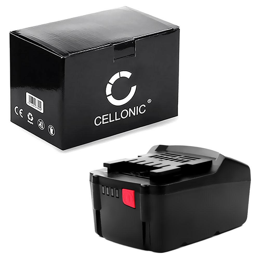 Batteri til elværktøj 18V, 3Ah, Li Ion fra Metabo BS18,BS 18 Li,SB 18 L,BS 18 LT BL, BS 18 LT, GA 18 LTX - 6.25455, 6.25468,6.25457, 6.25469 udskiftsningsbatteri