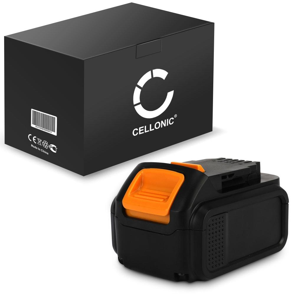 Batterie 18V, 4Ah, Li Ion pour Dewalt DCD791, DCD791D2, DCD791P2, DCD795, DCD796P2, DCD996P2 - DCB184, DCB182, DCB183, DCB181, DCB205, DCB200 batterie de rechange pour outils électroportatifs