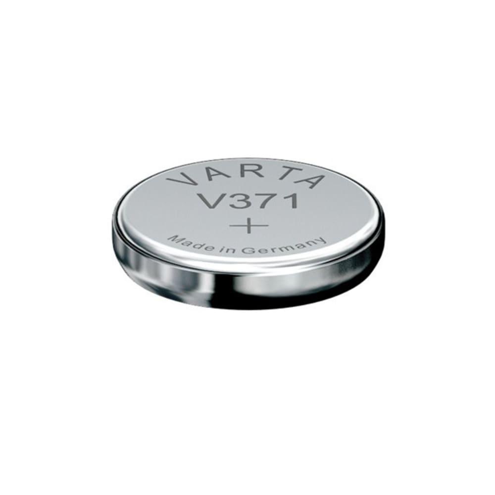 Batteria / pila per orologi Varta V371 SR69 / SR920W 371 (x1) Batteria pila a bottone