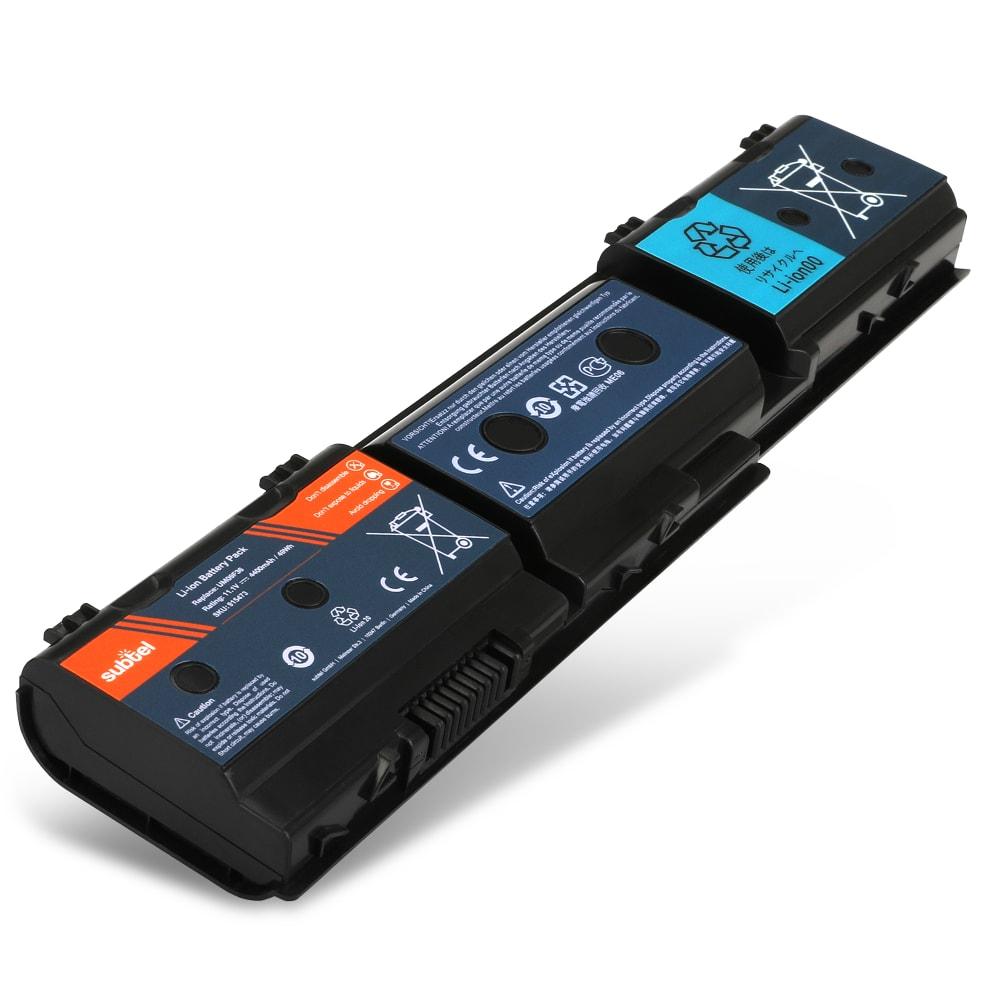 Laptop batterij voor Acer Aspire 1420 / 1425 / 1820 / 1825 - UM09F36 4400mAh vervangende accu notebook
