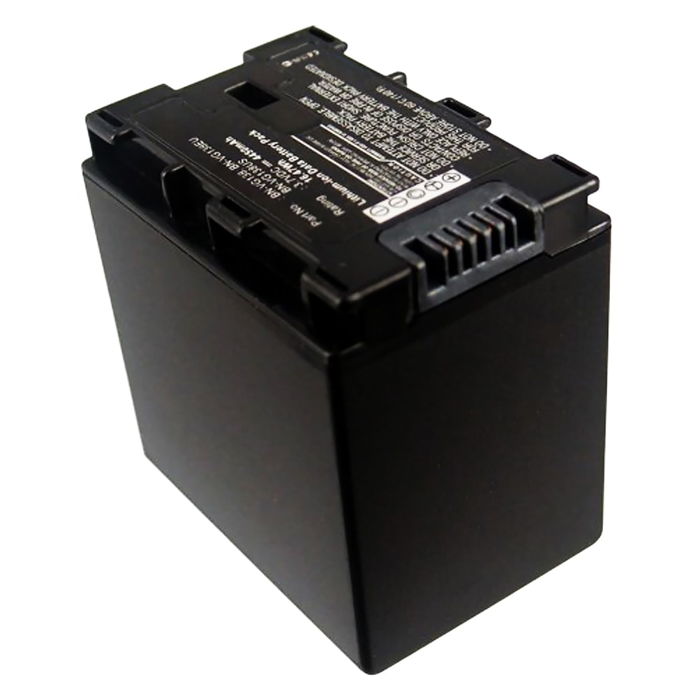 BN-VG107 VG108 VG114 VG121 Battery for JVC GZ-E15 GZ-EX315 EX215 GZ-HM550 HM30 HM310 HM330 GZ-HD620 GZ-MG750 GZ-MS110 MS210 4450mAh Digital Camera Battery Replacement Spare Battery Backup Power Pack