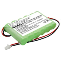Battery for Visonic PowerMaster 30 Control Panel - 103-301179 (1500mAh) Replacement battery