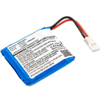 Battery for BEE-BOT Floor Robot - 753032 (600mAh) Spare Battery Replacement