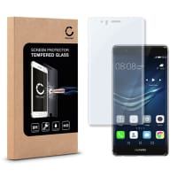 Cristal protector de la pantalla para Huawei P9 Plus - Tempered Glass (Calidad HD / 3D Full Cover / 0,33mm / 9H)