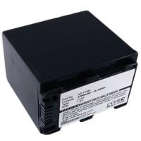 Batterie pour Sony HDR-SR11 -SR12 -SR10, HDR-XR500, HDR-HC9, DCR-SR45 - SR47 -SR35, DCR-SX30, DCR-DVD - NP-FH70,NP-FH90,-FH100,-FH120 (2200mAh) Batterie de remplacement