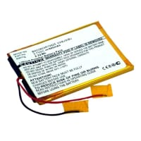 Battery for Creative Zen - BAC0603R79925, KKBJGIBJ (400mAh) Spare Battery Replacement