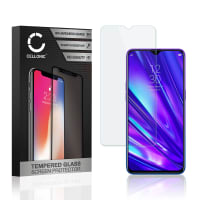 Displaybeschermglas Realme 5 Pro (2.5D, 9H, 0,33mm, Full Glue) Tempered Glass