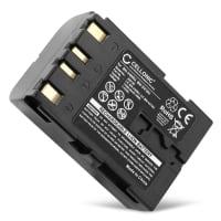 BN-V408U -V416U -V428U Batteri för JVC GR-DVL150 -DV157 -DVL300 -DVL100 GR-D70 -D23 -D50 -D73 -D93 GR-DV3000 -DV2000 -DV500, 1100mAh Kamera-ersättningsbatterimed lång batteritid