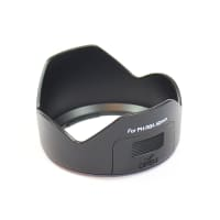 CELLONIC® PH-RBA52 (38759) Lens Hood for Pentax SMC DA L 18-55 mm f/3.5-5.6 AL Lens Hood sun visor