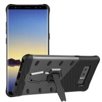 Tapa trasera para Samsung Galaxy Note 8 (SM-N950 / SM-M950F) - TPU, negro Funda