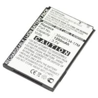 Battery for  HTC 7 Trophy (1200mAh) 35H00134-17M,BA-S440