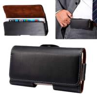 Flip Wallet für den Gürtel / Smartphones (4,7 - 5