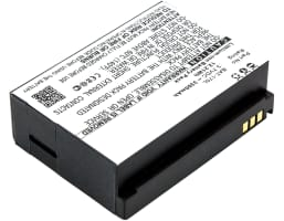 Batteri for Bluebird Pidion BM-170 Pidion BM-170 Semi Rugged - BAT-170L (3300mAh) reservebatteri