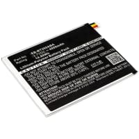 Batteria per Samsung Galaxy Tab A 8.0 LTE (SM-T350 / SM-T355) - EB-BT355ABE (4000mAh) batteria di ricambio
