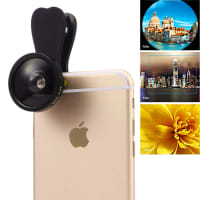 Smartphone Lenses Set - 3 Camera Adapters