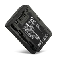 Batterie pour appareil photo Sony A6600 ILCE-6600 A7 III ILCE-7M3 A7R III ILCE-7RM3 A7R IV ILCE-7RM4 A9 II ILCE-9M2 A 7R III ILCE-7RM3 - NP-FZ100 2050mAh NP-FZ100 Batterie Remplacement
