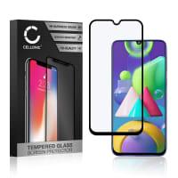 Screen protector glass Samsung Galaxy A30 / A30s / A50 / M21 / M30s / M31 (3D Case-friendly, 9H, 0,33mm, Full Glue) Tempered Glass