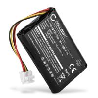 Batterie pour navigateur GPS Garmin Zumo 590LM Zumo 595LM - 010-12110-003 361-00077-10 616-00077-00 616-00077-10 1800mAh