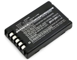 Battery for Casio DT-800, Casio DT-810 - DT-823LI (1450mAh) Replacement battery