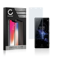Displaybeschermglas Sony Xperia XZ2 (3D Full Cover, 9H, 0,33mm, Edge Glue) Tempered Glass