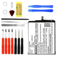 Battery for bq Aquaris X5 / X5 Cyanogen incl. Tool-kit - (2800mAh) Replacement battery