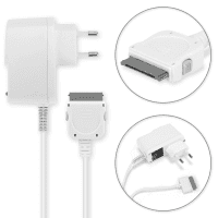Charger for Apple iPad 1 Gen. (A1219/A1337) / iPad 2 Gen. (A1395/A1396/A1397) / iPad 3 Gen. (A1403/A1416/A1430) - 1.5m (2A / 2000mA) Power Supply