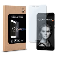 Screen protector glass for Huawei P10 Plus - Tempered Glass (HD-Quality / 3D Full Cover / 0,33mm / 9H)