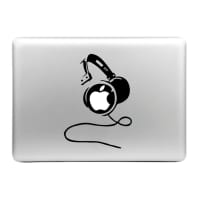 Sticker Autocollant pour MacBook