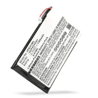 Battery for Verifone e315, Verifone e315M POS - 1ICP45/42/61 (1300mAh) Replacement battery