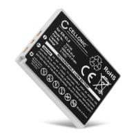 Batteri for Nikon Coolpix P1 P2 Coolpix S1 S2 S3 S5 s50 S50c S51 S51c S52 S52c S6 S7 S7c S8 S9 - EN-EL8 650mAh Reservebatteri