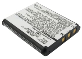 Battery for Casio Exilim Pro EX-F1, EX-ZR10, EX-ZR20, EX-Z2000, EX-Z200, EX-ZR15, EX-FC200s (1200mAh) NP-110