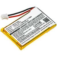 Battery for Marmitek DoorPhone 170 / DoorPhone 210 - 28253, 8269 (850mAh) Replacement battery