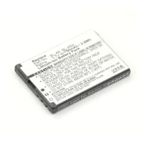 Battery for Nokia 2630 / 2760 / 5000 / 6111 / 6131 / 7360 / 7370 / 7373 / N76 (750mAh) BL-4B