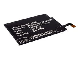 Battery for Nokia Lumia 1520 - BV-4BW (3500mAh) , Replacement battery