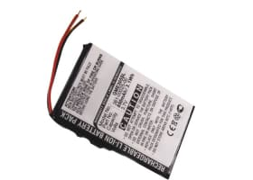Battery for Garmin Edge 305 - 361-00025-00 (850mAh) Replacement battery
