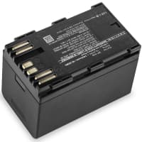 Battery for Canon CA-CP200L EOS C200 EOS C200 PL EOS C200B EOS C300 Mark II EOS C300 Mark II PL XF705 - BP-A30 (3400mAh) Replacement battery