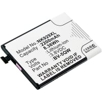 Battery for Nokia / Microsoft Lumia 930 - BV-5QW (2200mAh) Replacement battery