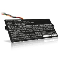 Battery for Acer Chromebook 11 C735 / CB3-131 / Chromebook R11 C738T / CB5-132T - AC15A3J (3450mAh) Replacement battery