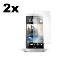 2x Displayschutzfolie für HTC One Mini  (transparent)