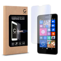 Displaybeschermglas voor Nokia / Microsoft Lumia 630 - Tempered Glass (HD kwaliteit / 2.5D / 0,33mm / 9H)