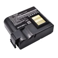 Battery for Zebra QLN420, ZQ630 - P1040687, P1050667-016 (4400mAh) Replacement battery