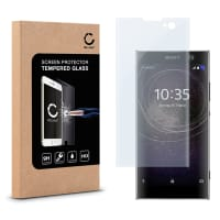 Displaybeschermglas voor Sony Xperia XA2 - Tempered Glass (HD kwaliteit / 3D Full Cover / 0,33mm / 9H)