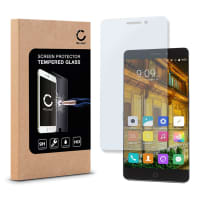 Screen protector glass for Elephone P9000 - Tempered Glass (HD-Quality / 2.5D / 0,33mm / 9H)