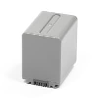 Akku für Sony DCR-HC23 -HC24 -HC35 -HC40 -HC46 -HC96 DCR-SR30 -SR70 DCR-DVD105 HDR-HC3 - NP-FP90 (3300mAh) Ersatzakku