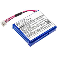 Battery for Qolsys IQ Panel 2 / 2 Plus - QR0041-840 (3000mAh) Replacement battery