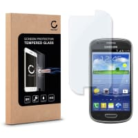 Screen protection glass for Samsung Galaxy S3 Mini (GT-i8190 / GT-i8200) (Crystal clear)