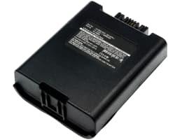 Batería para Honeywell MX9380, MX9381, MX9382, MX9383, LXE FC3, MX9, MX9380, MX9381, MX9A1B1B1F1A0US, MX9AB4M0K1FCBDA0S0RTUSW600, MX9H - 161888-0001,SB-MX9-L (1800mAh) Batería de Reemplazo
